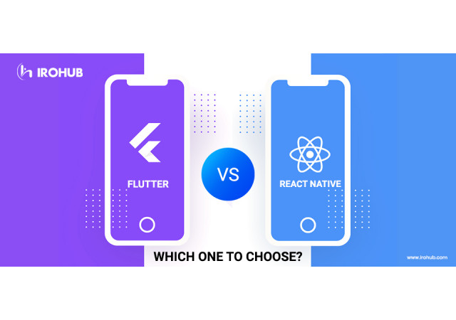 Flutter vs React Native! Which one to choose?