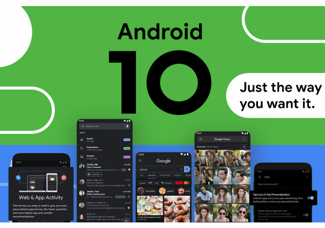 10 things you need to know about Android 10