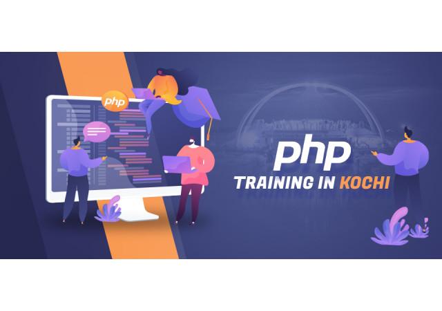 PHP training in Kochi