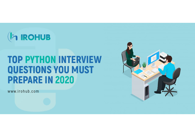 Best Python Interview Questions To Prepare In 2020