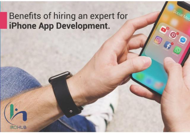 Benefits of hiring an expert for iPhone App Development