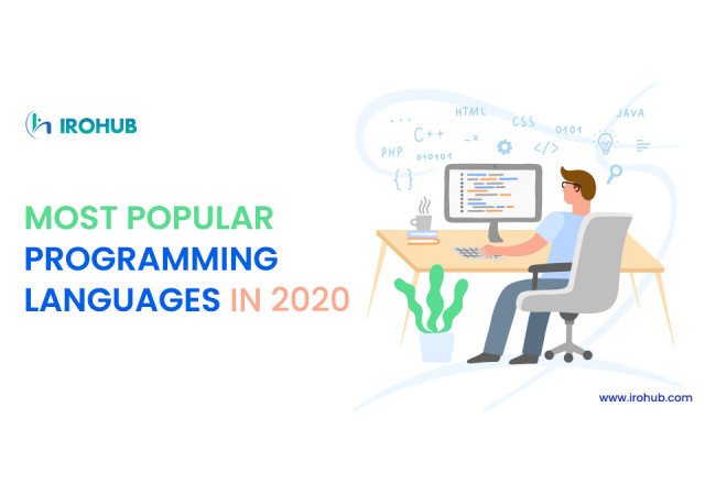 Most Popular Programming Languages in 2020