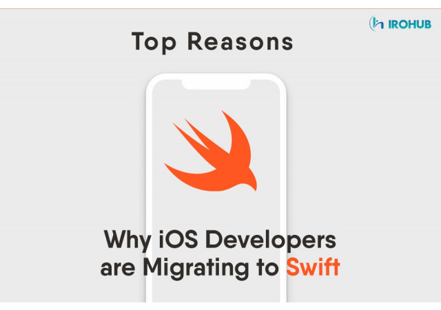 Top Reasons Why iOS Developers are Migrating to Swift