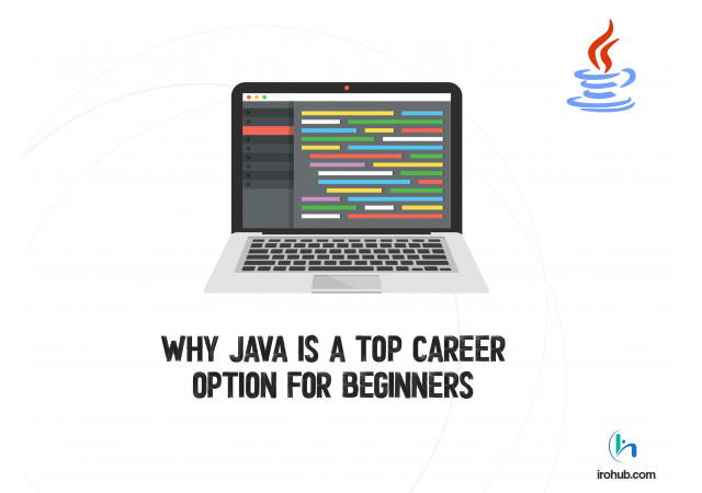 Why is java a top career option for beginners?
